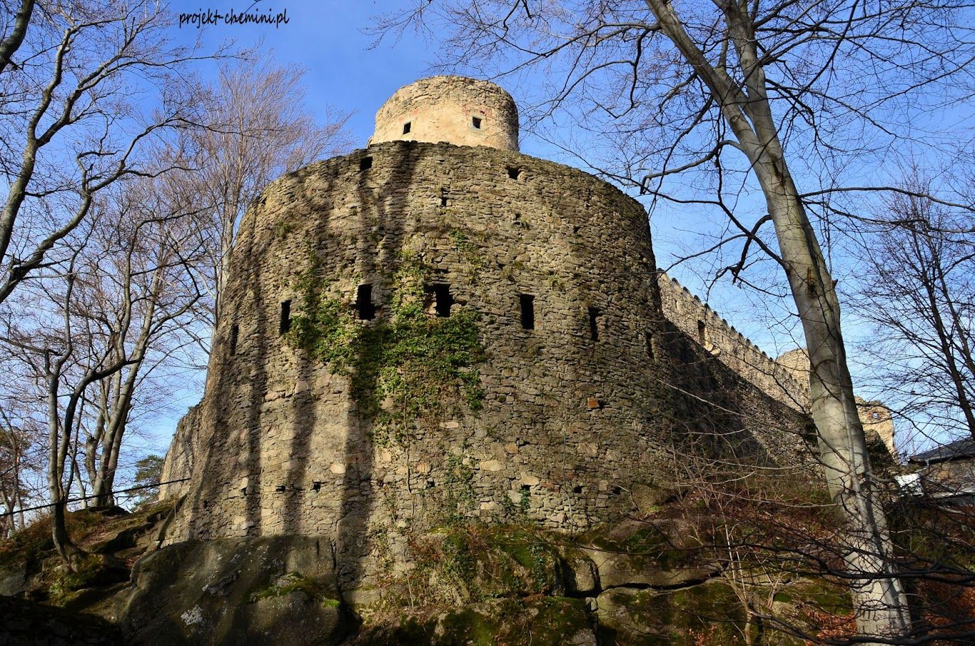 Zamek Chojnik w Sobieszowie