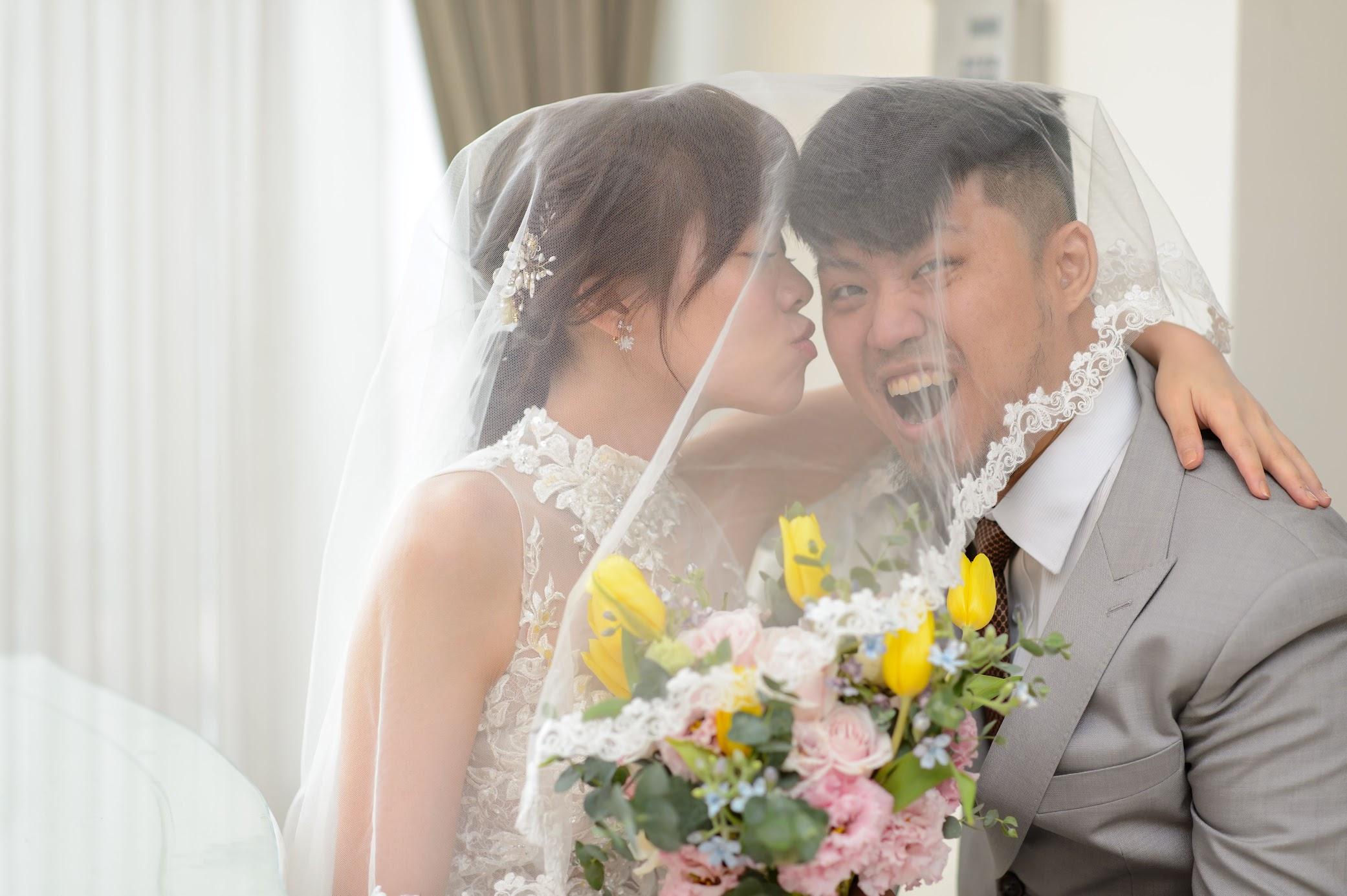婚攝作品 | Nick & Erin @顏氏牧場午宴(上)婚禮紀錄