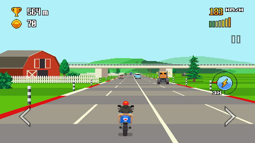 Retro Highway Hack Mod