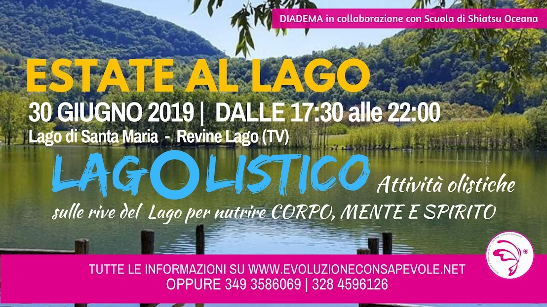 LAGOLISTICO Revine Lago