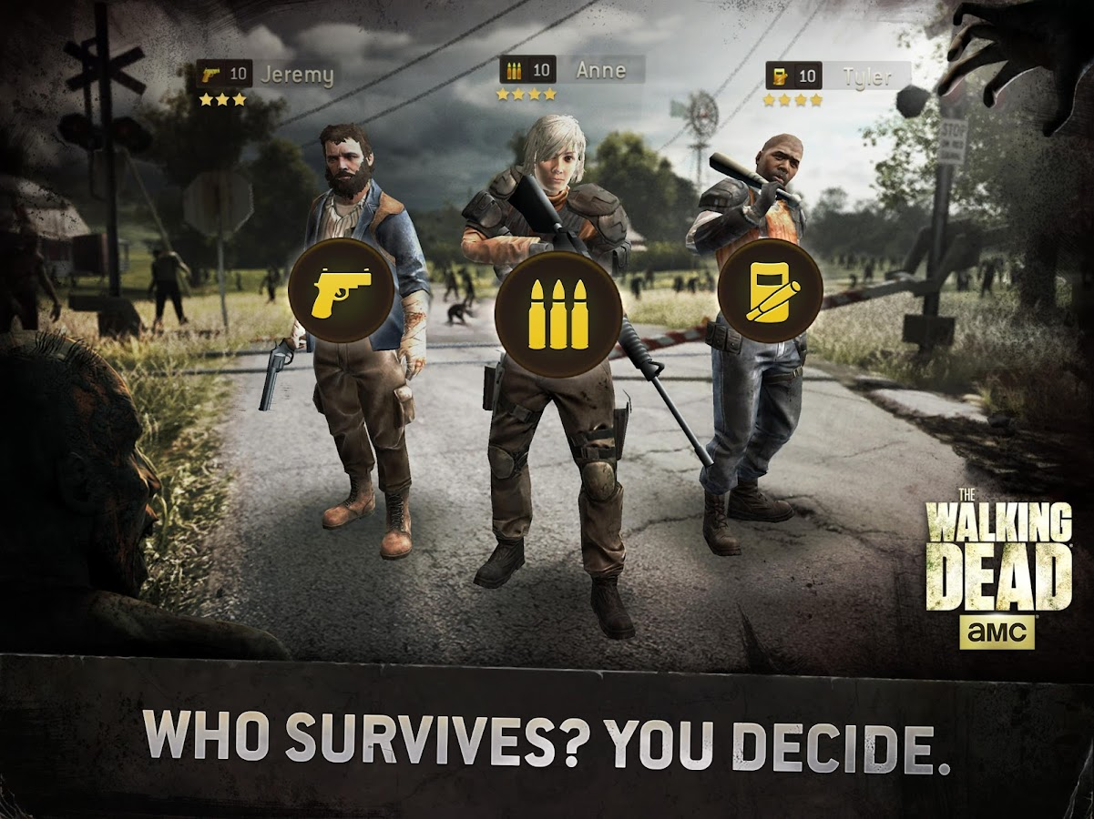 Download The Walking Dead No Man's Land Android