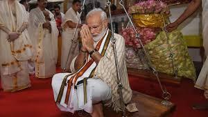 Image result for modi ki keral temple