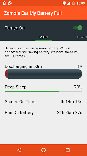 Battery Saver: ZEMB Full