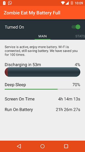Battery Saver: ZEMB Full