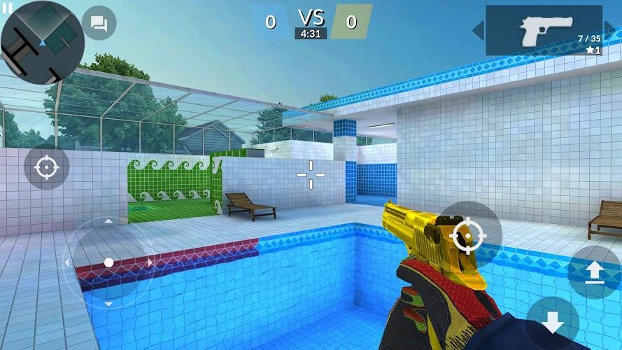 Critical Strike CS Screenshot 02