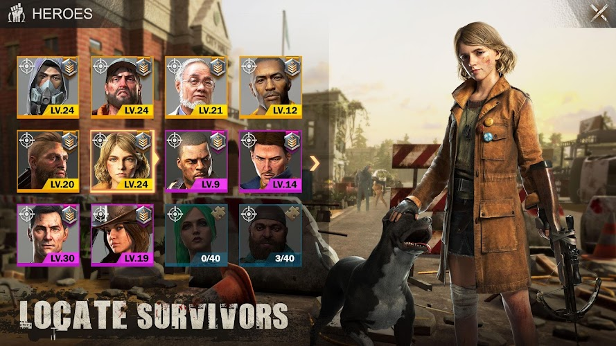 Playstore Screenshot of State of Survival