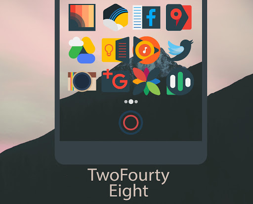 Mellow Dark - Icon Pack
