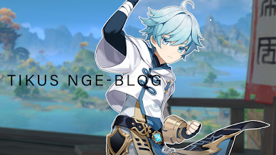 Tikus Nge-BLOG | Build Chongyun DPS dan Support