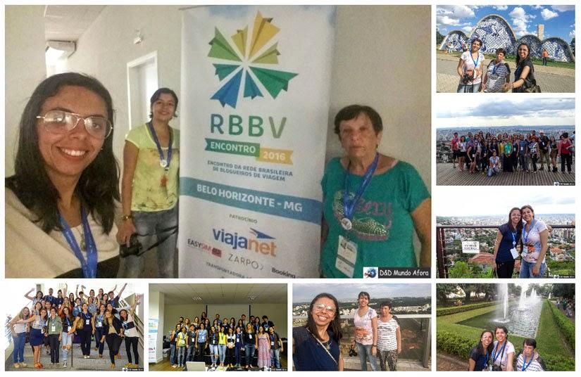 Encontro de blogueiros Rede Brasileira de Blogueiros de Viagem (RBBV)