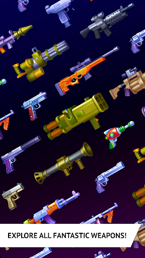 Flip the Gun Hack Mod Apk