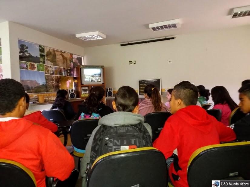 Santuário do Caraça - roteiro histórico e cultural