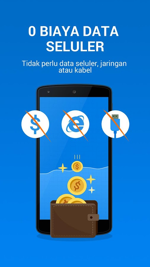 Aplikasi SHARE it - File Transfer Apk 2016