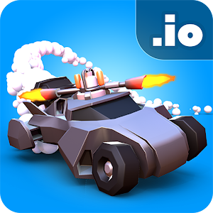 Download Crash of Cars MOD APK Unlimited Coins and Gems For Android Logo