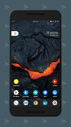 Summersion - Icon Pack