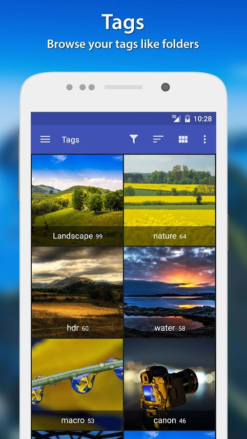 Best Photo Gallery App for Android - Alternative to QuickPic | iWizard