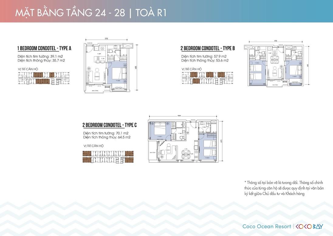 Chi tiết căn hộ tầng 24-28 tòa R1 (Nhấn vào ảnh để xem rõ hơn)