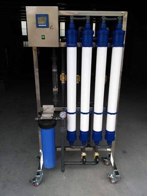 Hệ thống lọc nước UF