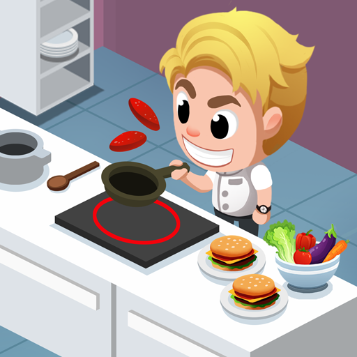 Game Idle Restaurant Tycoon v1.16.0 Mod