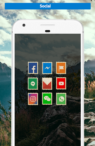 Icon Pack - Postamp