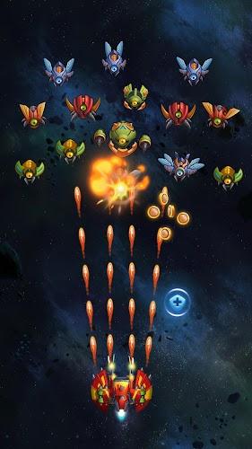 Galaxy Invaders Screenshot 03