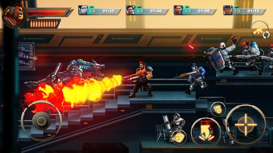 Metal Squad Screenshot 06