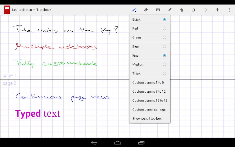 lecturenotes-screenshot-1
