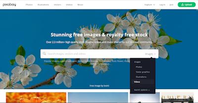 Pixabay.com | Pixabay home page | Pixabay web page