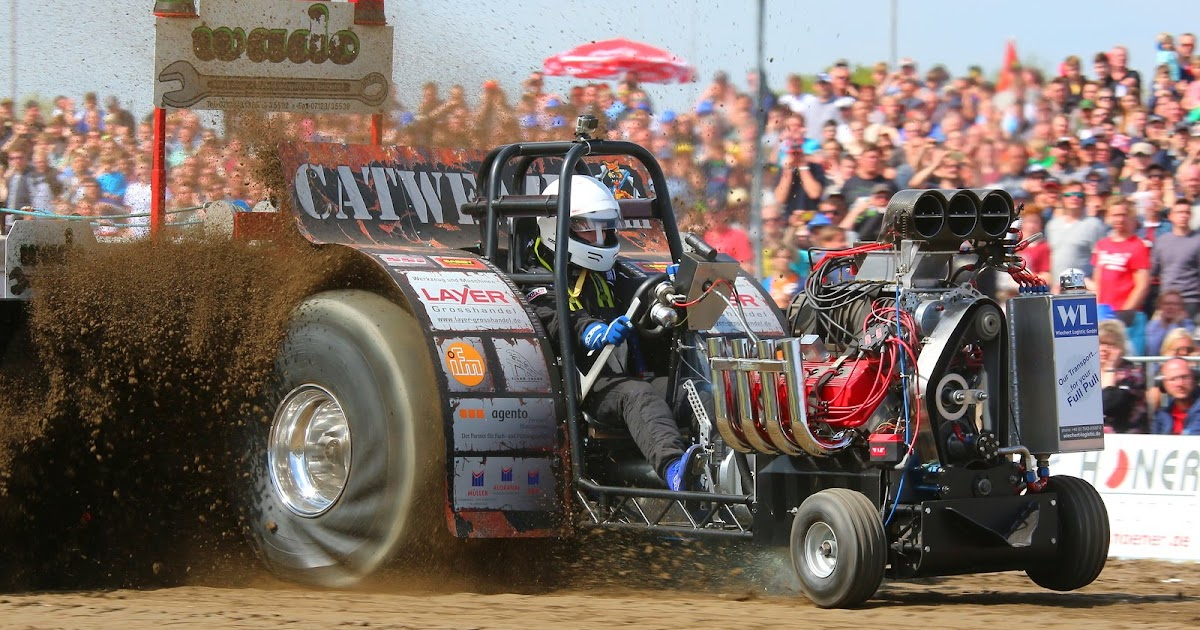 Tractor Pulling News Pullingworld Com The New Catweazle Stage 3