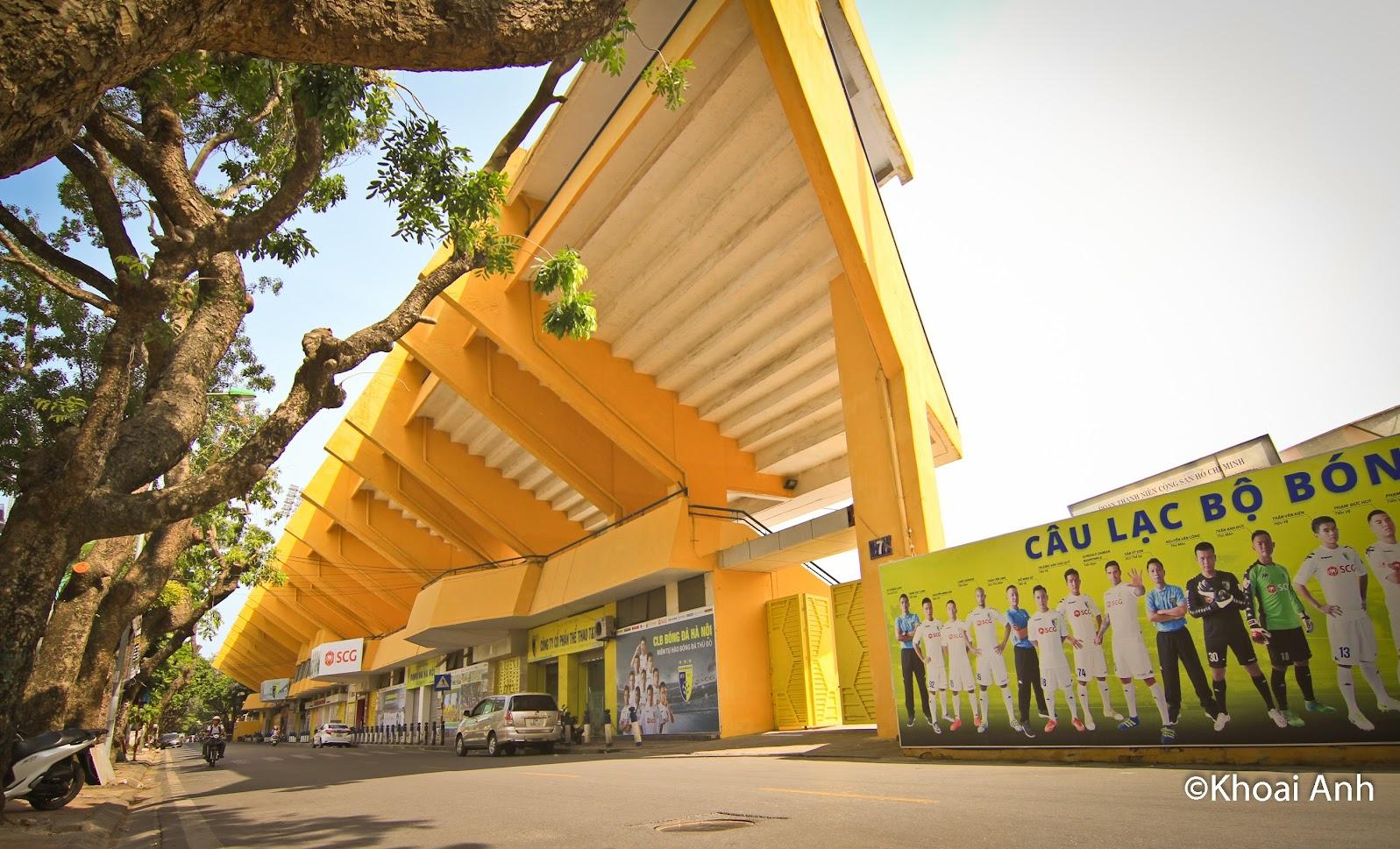 RE-BRANDING HANOI FC