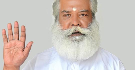 अखिल भारतीय संत समिति के संस्थापक महामंत्री महंत श्री 108 महंत प्रदीप दास जी ब्रह्मलीन