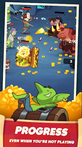 Almost a Hero Screenshot 03