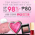 Shopee celebrates twice the love this Valentine's Day  with gift selections at up to 90% off