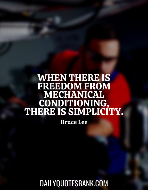 Famous Quotes About Mechanical Engineering