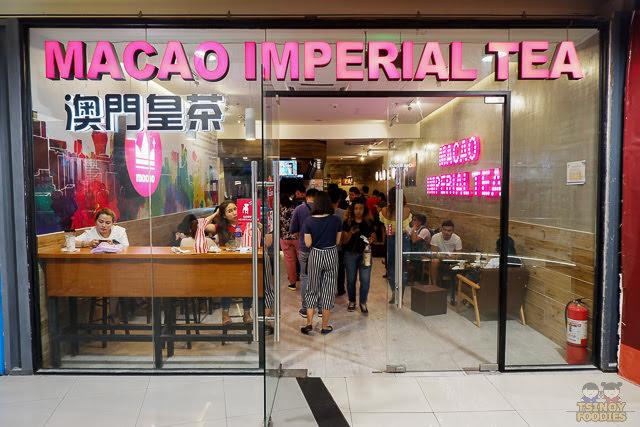 macao imperial tea sm manila