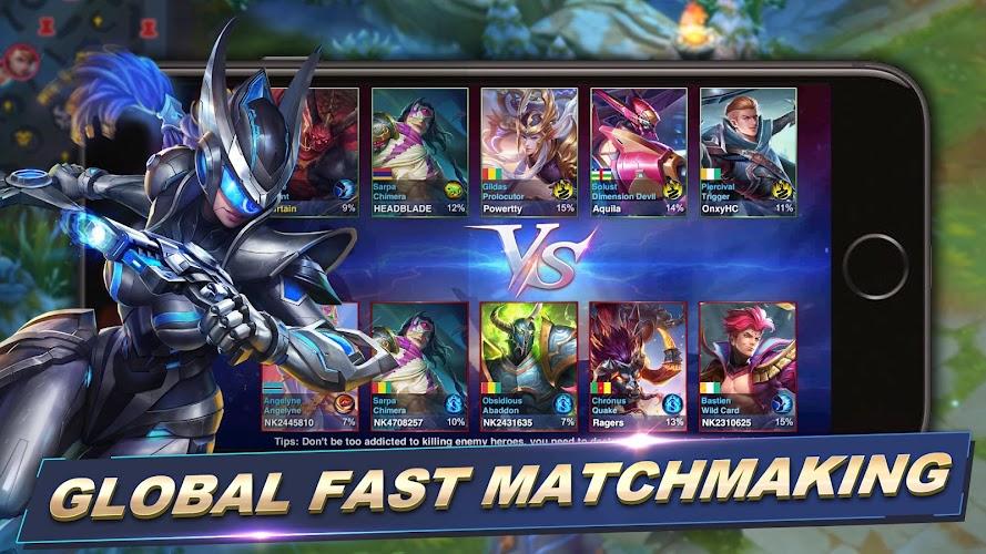 Heroes Arena Screenshot 03