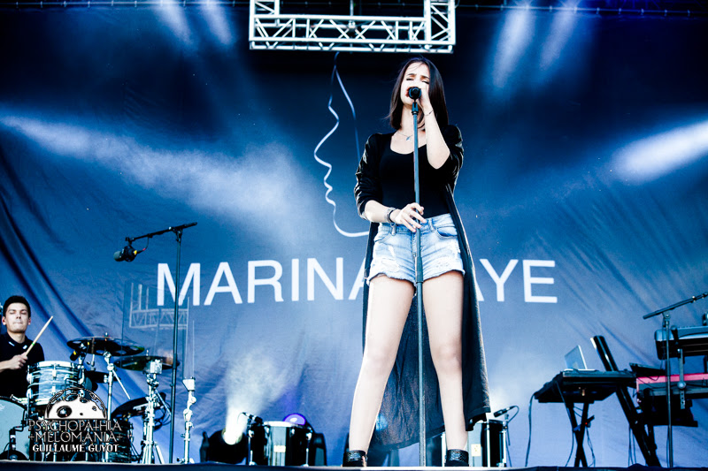 Marina Kaye @Main Square Festival 2016, Arras 02/07/2016