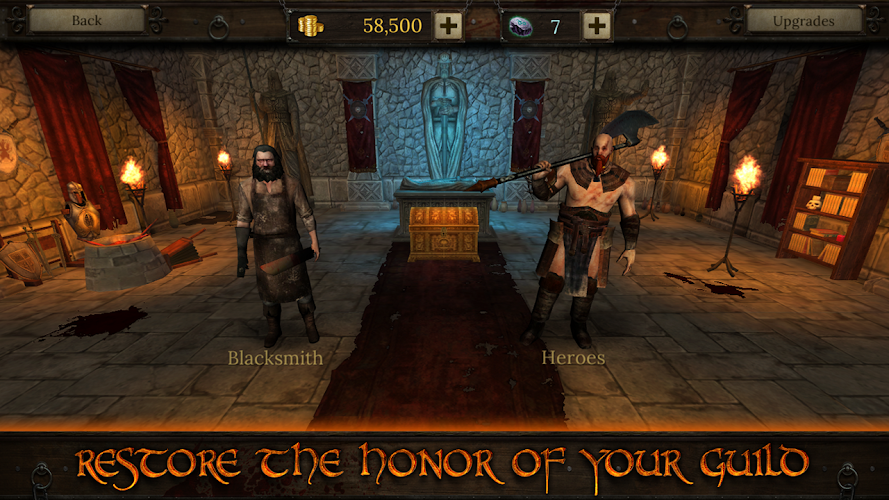 Arcane Quest 3 Screenshot 05