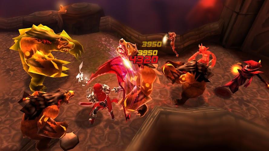 Blade Warrior Screenshot 03