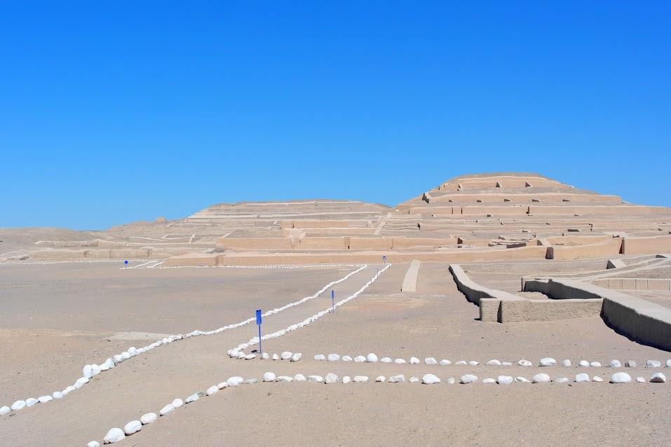 Cahuachi nazca