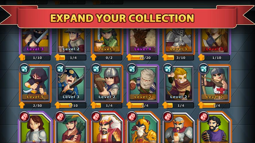 Knights and Glory Screenshot 03