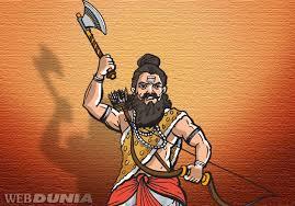 parshuram ji arti भगवान परशुराम जी की आरती chalisa परिचय मंत्र mantra