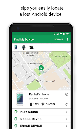 Find My Device Android