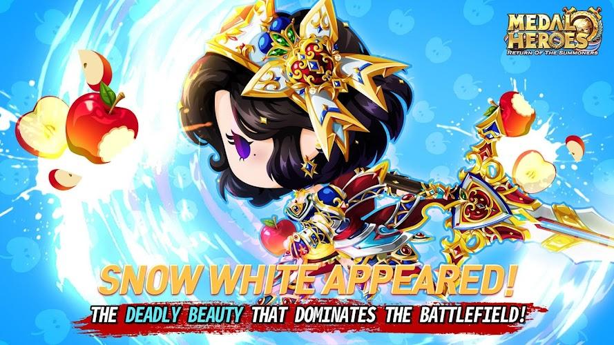 Medal Heroes Screenshot 01