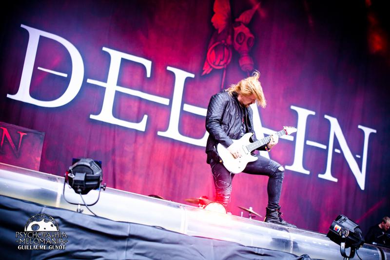 Delain @Hellfest 2016 - vendredi 17/06