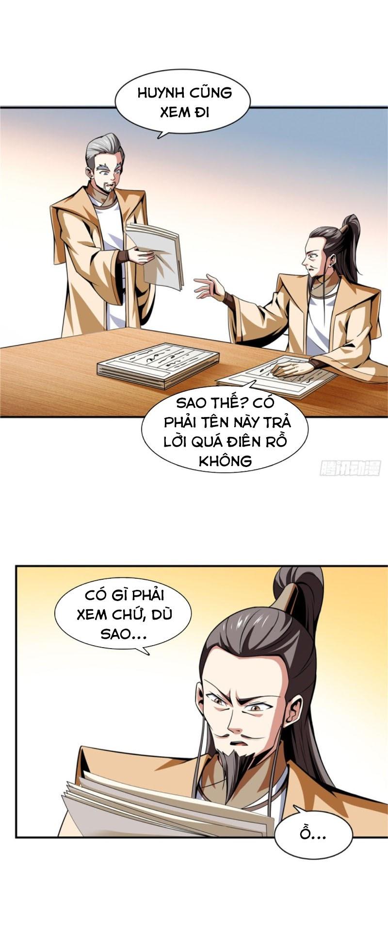 Thiên Đạo Đồ Thư Quán Chapter 57 - Trang 17