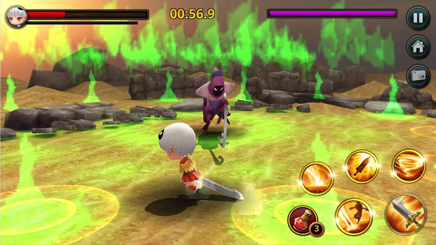 Demong Hunter 3 Screenshot 02