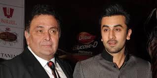 Rishi Kapoor and Son Ranbir Kapoor Missed Krishna Raj Kapoor's ...