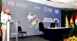 Image result for राष्ट्रपति ने चिली में विश्वविद्यालय में भारत चिली व्यापार मंच के साथ-साथ छात्रों को भी संबोधित किया