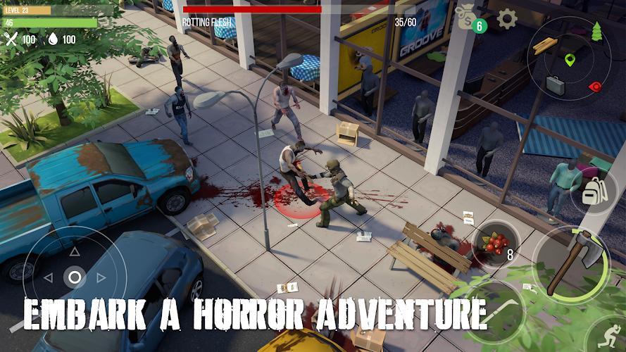 Playstore Screenshot of Prey Day: Survival