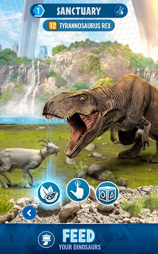 Jurassic World Alive Screenshot 02